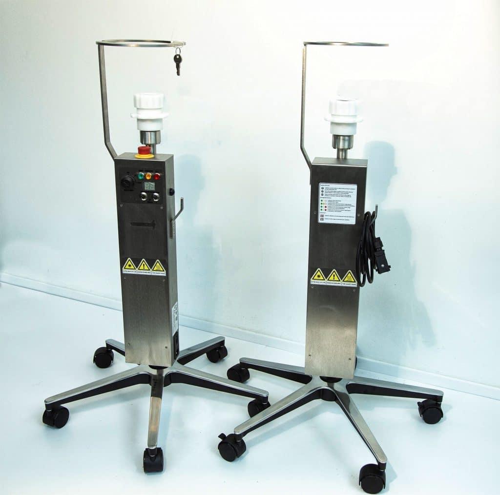 UVmastercare: la stérilisation UVC des cabinets dentaires