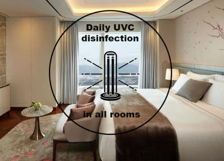 Solution uvmastercare hôtel